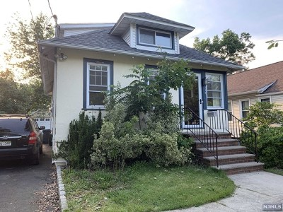 Oradell Single Family Home Under Contract: 235 Lincoln Avenue