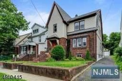 Essex County Single Family Home Under Contract: 20-22 Wyndmoor Avenue