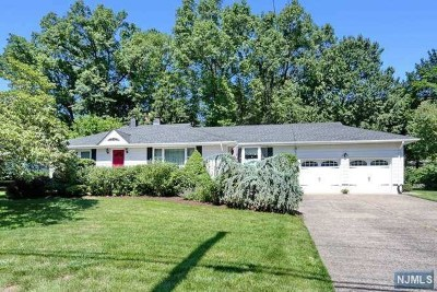 Glen Rock Single Family Home Under Contract: 226 Boulevard