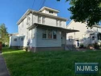 Hasbrouck Heights Multi Family 2-4 Under Contract: 235 Lawrence Avenue