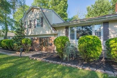Park Ridge Single Family Home Under Contract: 43 Kinderkamack Road