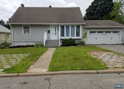 Passaic County Single Family Home Under Contract: 5 Giannone Road