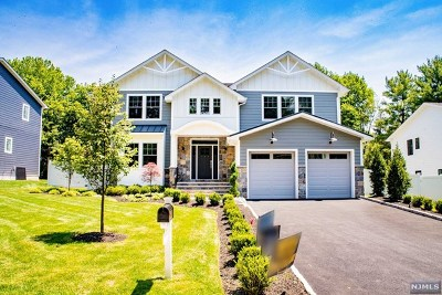 Closter Single Family Home Under Contract: 15 Willis Drive