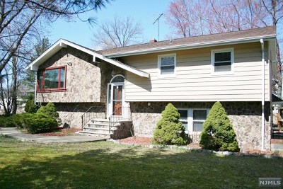 Bergenfield Single Family Home Under Contract: 40 Armour Place