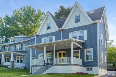 Essex County Single Family Home Under Contract: 296 Grove Street