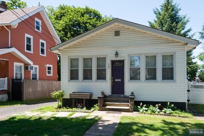 Maywood Single Family Home Under Contract: 585 Maywood Avenue