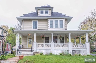 Essex County Single Family Home Under Contract: 30 Hillside Avenue