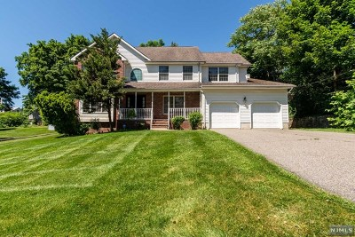 Morris County Single Family Home Under Contract: 17 Montville Avenue