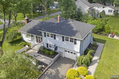 Bergen County Single Family Home Under Contract: 66 Hurley Avenue
