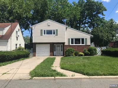 Teaneck Single Family Home Under Contract: 1135 Tuxedo Square