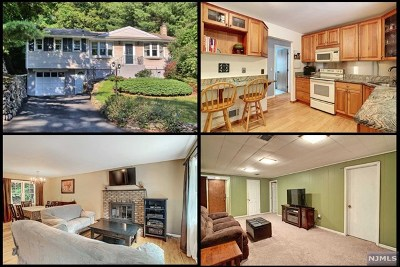 Rockaway Township Single Family Home Under Contract: 7 Iroquois Avenue