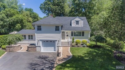 Paramus Single Family Home Under Contract: 168 Village Circle East