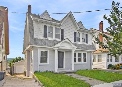 Essex County Single Family Home Under Contract: 79 Belmohr Street