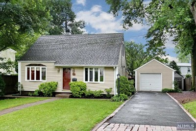 Bergen County Single Family Home Under Contract: 36 Richard Drive