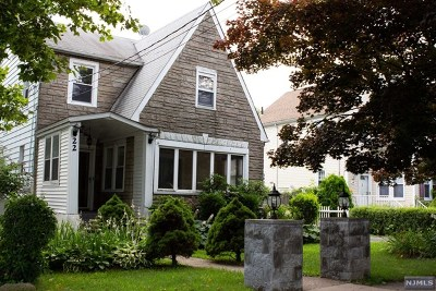 Teaneck Single Family Home Under Contract: 22 Elizabeth Avenue