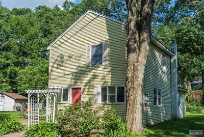 West Milford Single Family Home Under Contract: 8 Yardville Road