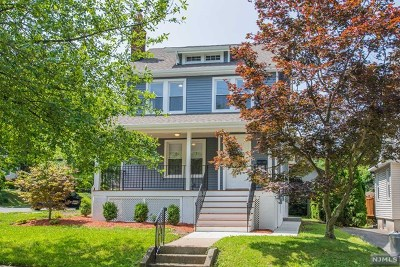 Teaneck Single Family Home Under Contract: 174 Selvage Avenue
