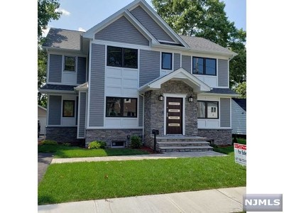 Fair Lawn Single Family Home Under Contract: 12-12 Edward Street