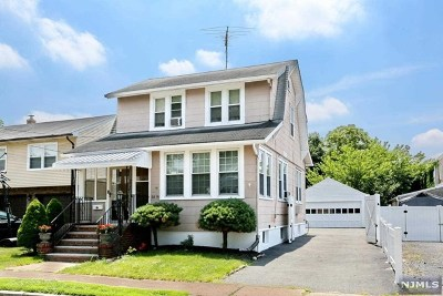 Fair Lawn Single Family Home Under Contract: 22-16 Raphael Street