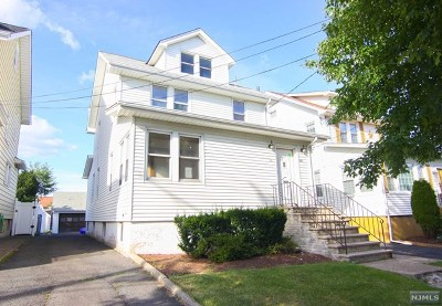 Bergen County Single Family Home Under Contract: 351 Page Avenue