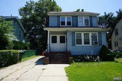 Bergenfield Multi Family 2-4 Under Contract: 26 Madison Avenue