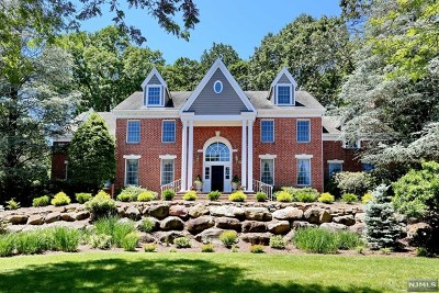Upper Saddle River Single Family Home Under Contract: 18 Sunflower Drive
