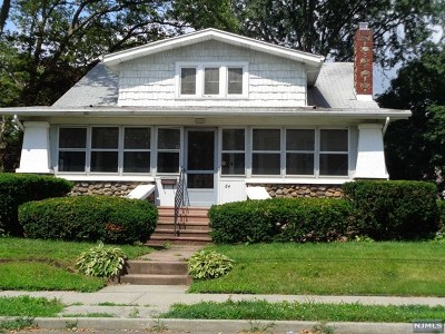 Hawthorne Single Family Home Under Contract: 84 Buena Vista Avenue