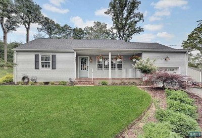 North Haledon Single Family Home Under Contract: 180 Central Avenue