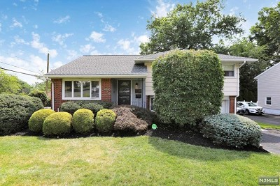 Oradell Single Family Home Under Contract: 60 Ackerman Avenue