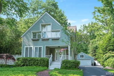 Wyckoff Single Family Home Under Contract: 145 Franklin Avenue