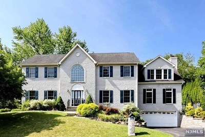 Park Ridge Single Family Home Under Contract: 1 Frederick Court