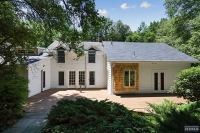 Oakland Single Family Home Under Contract: 181 Long Hill Road