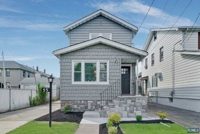 Lyndhurst Single Family Home Under Contract: 55 Lafayette Place