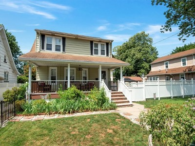 Bergenfield Single Family Home Under Contract: 60 Smith Avenue