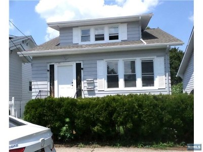 Clifton Multi Family 2-4 Under Contract: 118 Vreeland Avenue