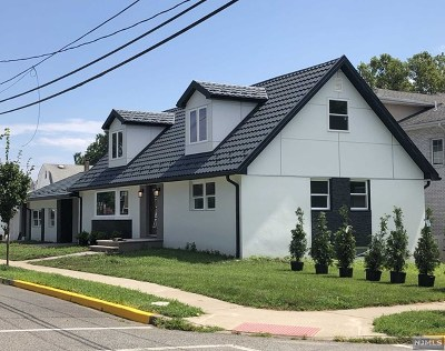 Bergen County Single Family Home Under Contract: 230 7th Street
