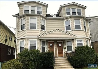 Bergen County Multi Family 2-4 Under Contract: 11-13 Hendel Avenue