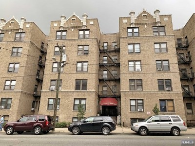 Hudson County Condo/Townhouse Under Contract: 2700 John F Kennedy Boulevard #412