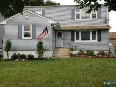 Pompton Lakes Multi Family 2-4 Under Contract: 441 Midland Avenue