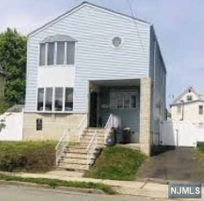 Carlstadt Single Family Home Under Contract: 316 1st Street