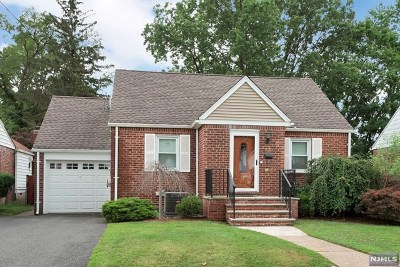 Fair Lawn Single Family Home Under Contract: 39-38 Sycamore Drive