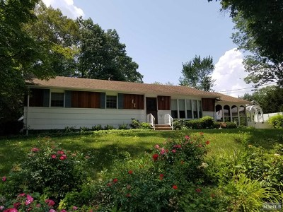 Hillsdale Single Family Home Under Contract: 13 Fairview Avenue