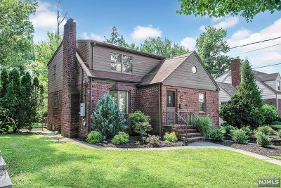 Leonia Single Family Home Under Contract: 17 Glenwood Avenue
