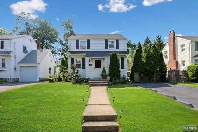 Bergen County Single Family Home Under Contract: 741 Maywood Avenue