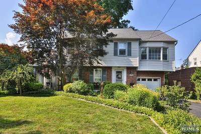 Dumont Single Family Home Under Contract: 348 East Madison Avenue
