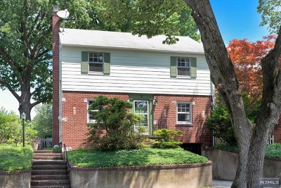 Rutherford Single Family Home Under Contract: 7 Van Riper Avenue