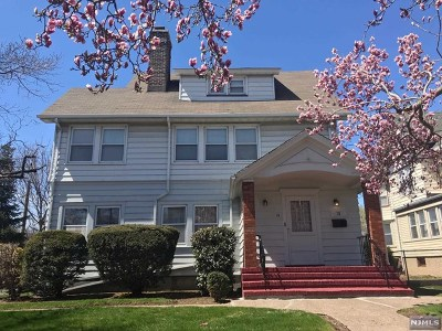 Essex County Multi Family 2-4 Under Contract: 74 Grove Street