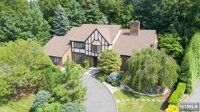 Essex County Single Family Home Under Contract: 12 Brentwood Drive