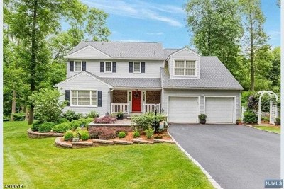 Morris County Single Family Home Under Contract: 23 Alexandria Road