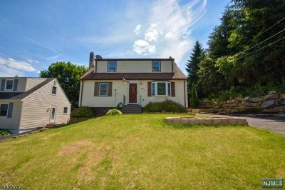 Rockaway Township Single Family Home Under Contract: 69 Stephen Place